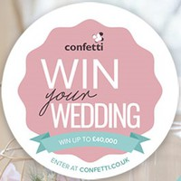 Win your wedding.